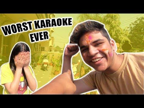 WORST KARAOKE EVER | Sister's Wedding Vlog - Part 1 | Vlog 24