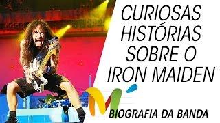 Curiosas histórias sobre o Iron Maiden e seus integrantes
