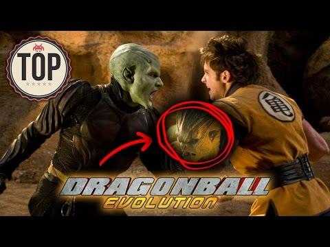 dragon ball evolution filme  dublado