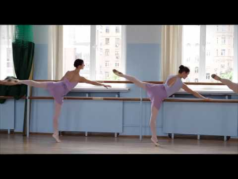 Adult open class in Ballet studio Dance Secret
