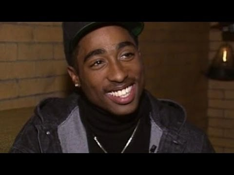 2PAC Rare, Original, Handwritten Poems shown by RAY LUV - PTBTV Exclusive!