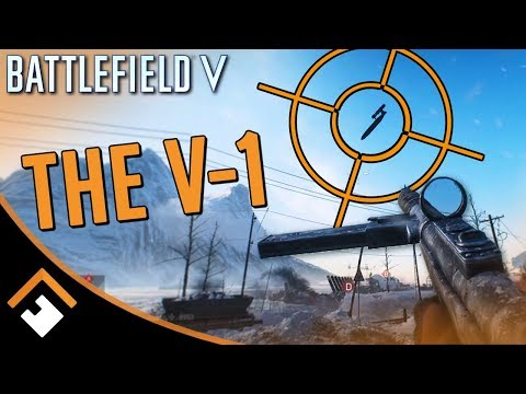 The Simple Audio Trick that Makes the V-1 Rocket Amazing in Battlefield V