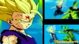 AMV : el poder saiyajin HD