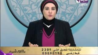بالفيديو.. نادية عمارة تهاجم رجلا منع زوجته من الإنفاق على والدتها