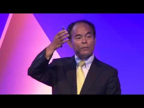 Shuji Nakamura: Development of the blue Light Emitting Diode (LED)