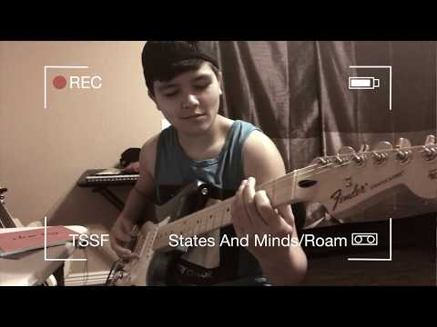 The Story So Far - States And Minds/Roam (Guitar Cover by Hunter Royston)