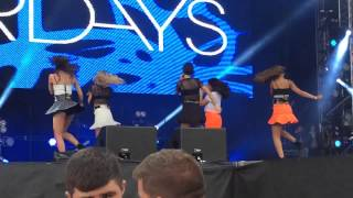 The Saturdays What Are You Waiting For? (Live preformance)