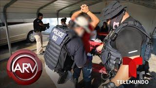 Los niños son los más afectados por las redadas masivas de ICE | Al Rojo Vivo | Telemundo
