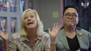 Эксклюзивное интервью Роберта и Ким Кийосаки