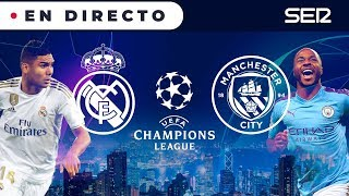 REAL MADRID 1 - 2 MANCHESTER CITY | UEFA Champions League