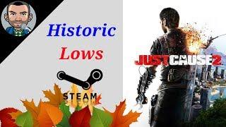 Steam Autumn Sale 2018 - Historic Lows