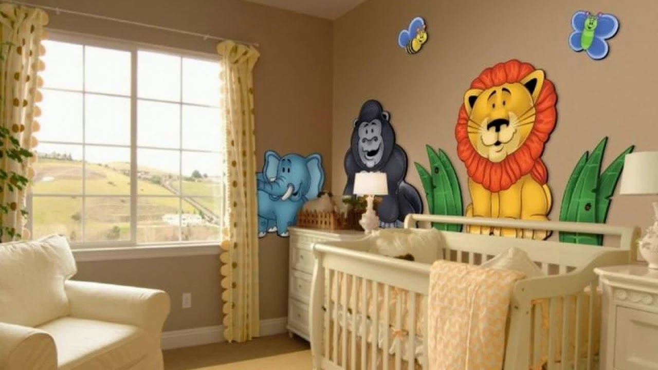 Baby Room Ideas Makeover Decorating Diy Organization Ikea Tour Nursery Boy Budget 2018
