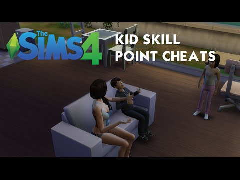 the-sims-4-tutorial:-kid-sim-skill-point-cheats