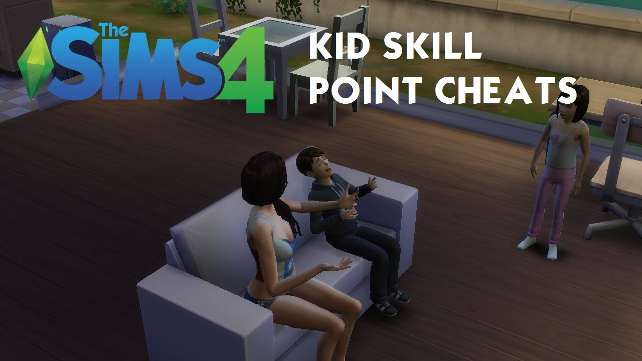 how to change skill level sims