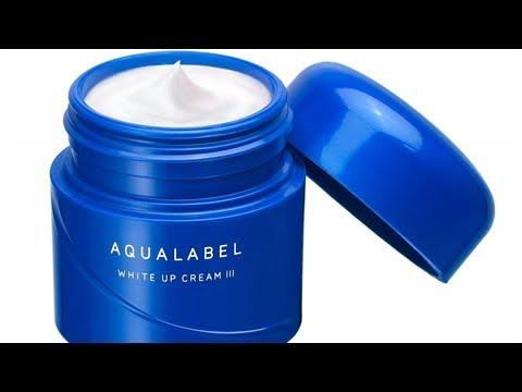 Review kem dưỡng da shiseido aqualabel xanh , đỏ , vàng