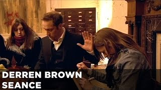 Derren Brown Attemps To Channel Spirits    Derren Brown