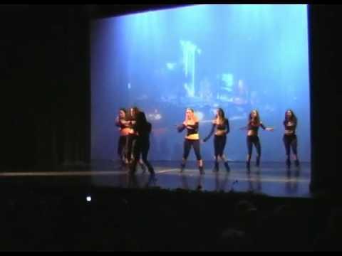 Coreografia Donne- Saggio Teatro delle Arti 2009