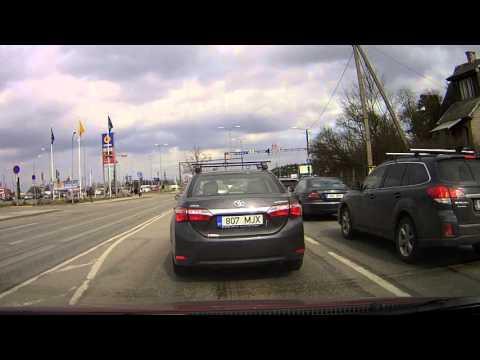 Через весь Таллин 09.04.16 - After all Tallinn
