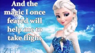 Let It Blow: An Air Elsa Parody (New version!)