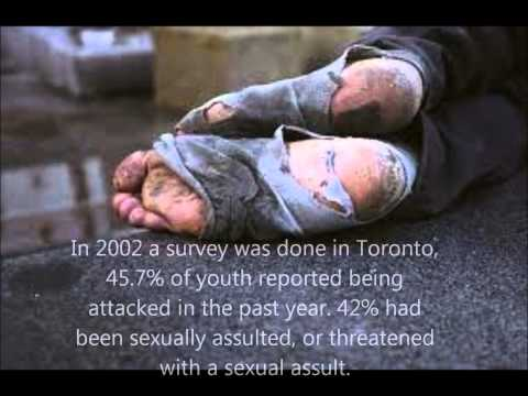 Youth homelessness in Canada