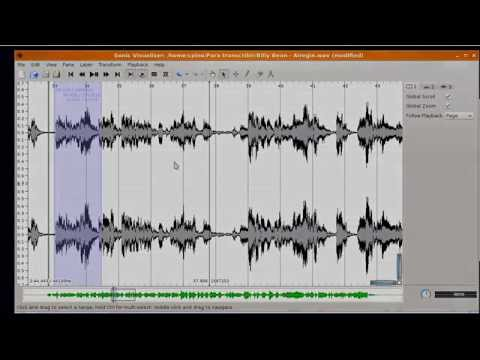 Tutorial: Transcribir música con Sonic VIsualiser