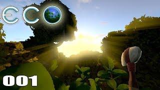 🔨 ECO 001 | Willkommen in einer neuen Welt | Let's Play Gameplay Deutsch thumbnail