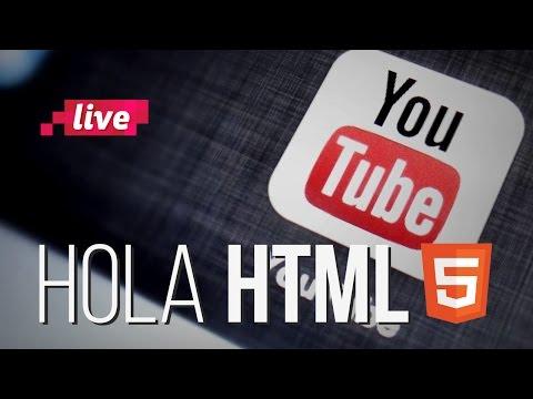 YouTube le dice adi�s para siempre a Flash �es la era del v�deo con HTML5!