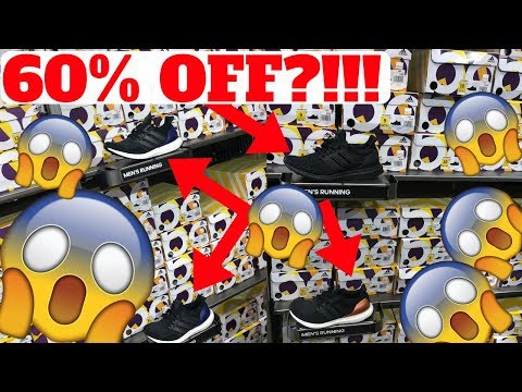 TODAY 👏 WAS 👏 FIRE! 👏 I GOT 60% OFF AT ADIDAS EMPLOYEE STORE!!