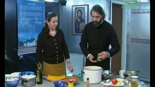 Кулинарное паломничество. От 23 ноября. Храм равноапостольных Константина и Елены. Готовим салат