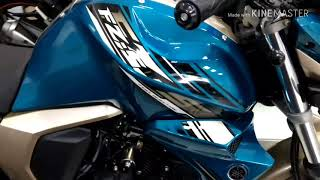 Yamaha FZ-S Fi V2.0||New Features||Full walkaround|| Review||Price|| Mileage||2 Colours