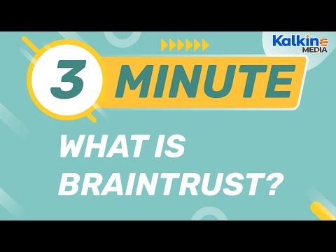 Braintrust: A blockchain based freelance employment site