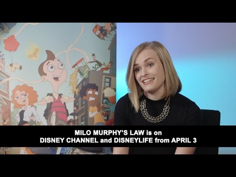 """: Dan Povenmire and Jeff """"Swampy"""" Marsh  Milo Murphy's Law The  Carpet"""