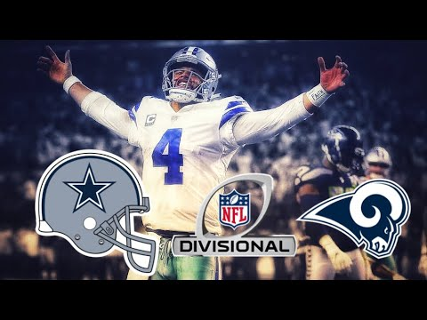 Cowboys Vs Rams Playoff Hype Video #FinishTheFight