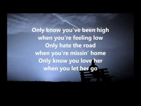 Passenger Let Her Go Lyrics Mp4 מתורגם Youtube
