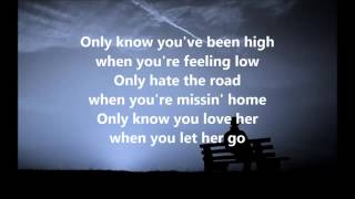 Passenger - Let her go (Lyrics).mp4 מתורגם