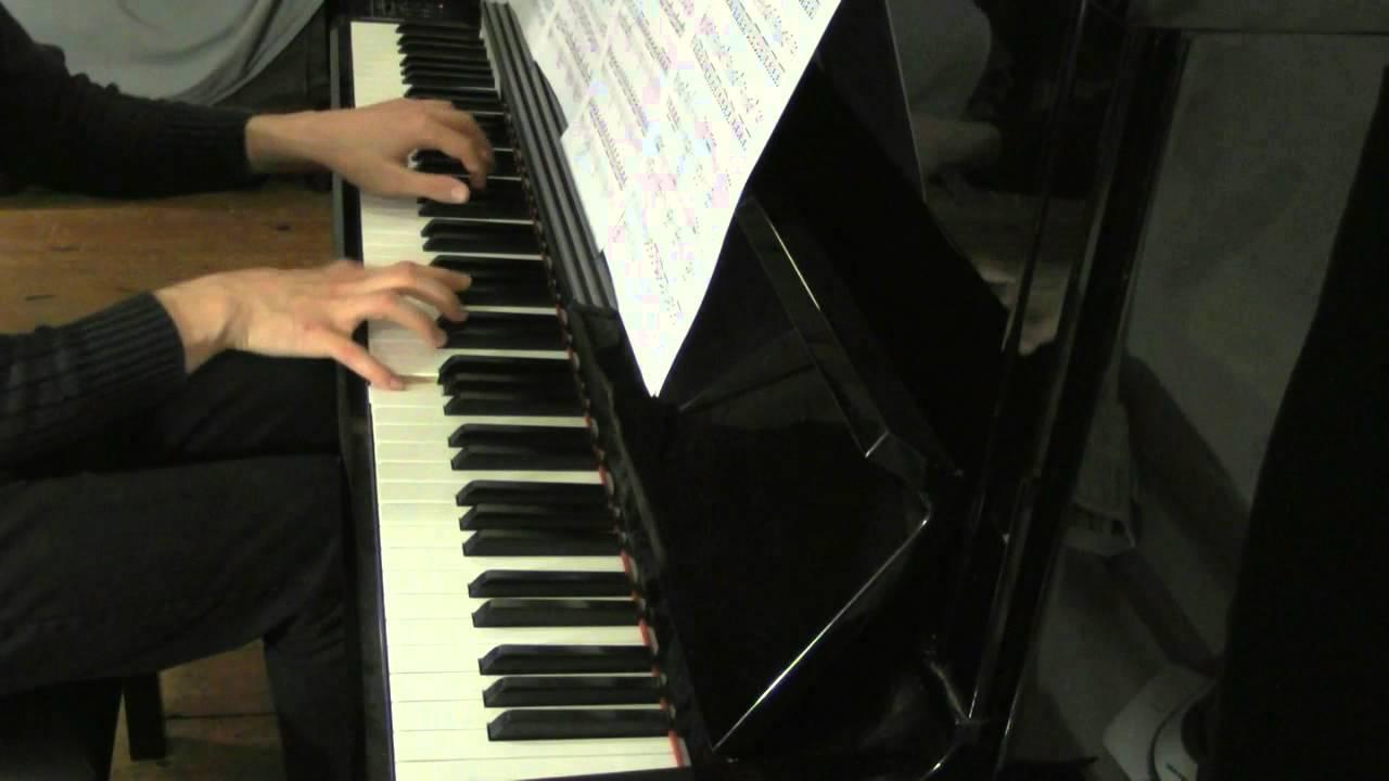 Clubbed to death - Piano Solo - Partition/Score