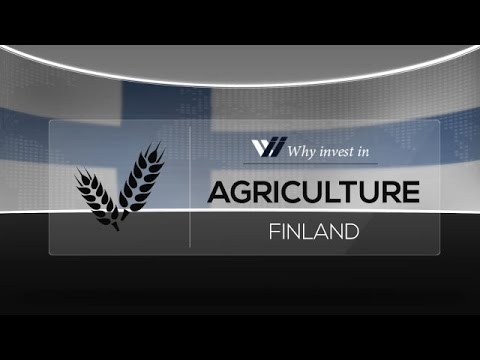 Agriculture  Finland - Why invest in 2015
