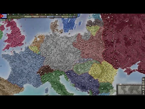 Hearts of Iron 3: Fortress Europe