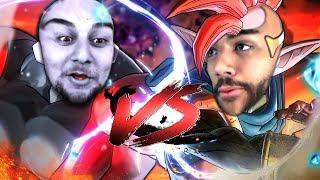 I'M STILL LEARNING!!! KaggyFilms VS SeeReax | Dragon Ball Xenoverse 2 RANDOM Battles