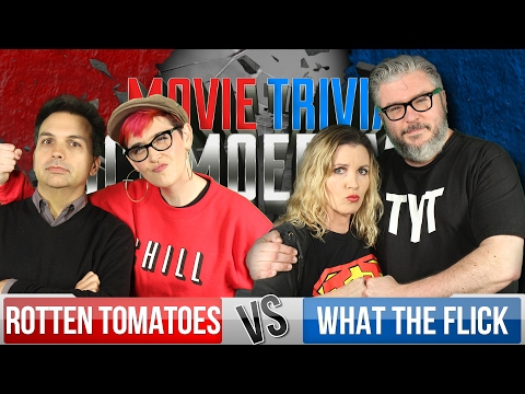 Movie Trivia Team Schmoedown - Rotten Tomatoes Vs. What The Flick
