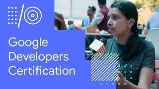 I/O '18 Guide - Google Developers Certification