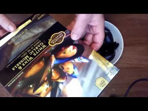 How To Cook And Eat Supermarket Frozen Mussels? Low Carb Recipe Keto Seafood