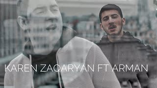 "Karen Zaqaryan ft ARMAN - ""Aranc Qez"" // ""Sans Toi"" // 2019 Official Music Video"