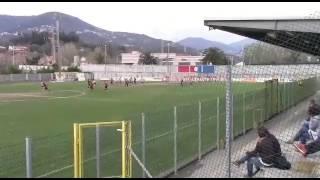 Sestri Levante-Lavagnese 2-3 Serie D Girone E