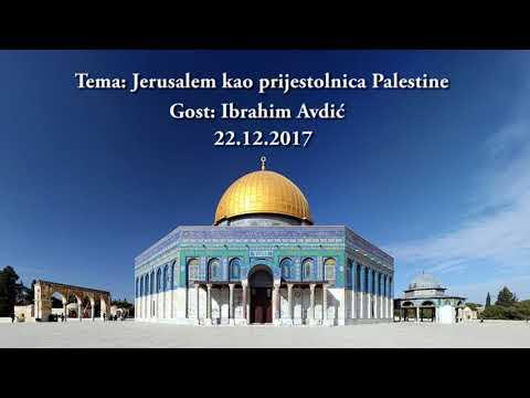 Radio Zehra tema: Jerusalem kao prijestolnica Palestina