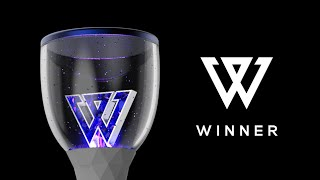 [KPOP] WINNER LIGHT STICK ver.3 (unofficial)