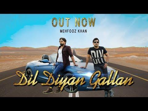 Dil Diyan Gallan || Mehfooz khan || Tiger zinda Hai || cover song