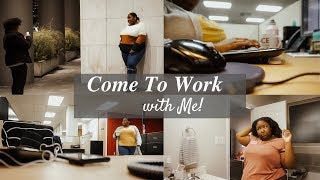 Come to Work With Me | Life As An Accountant & Blogger