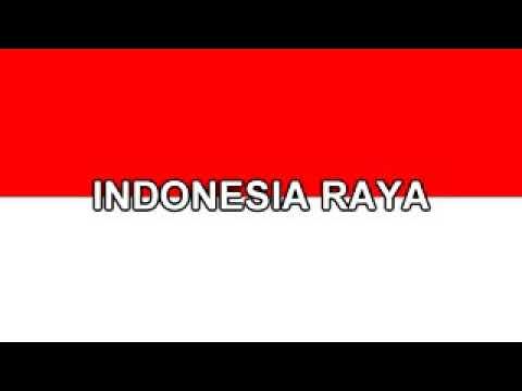 Lagu Indonesia Raya 3 Bait/Stanza