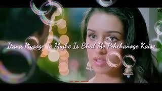 Itni Bheed Mein Pehchano Ge Kaise WhatsApp video status heart touching